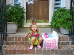 First Day of Preschool 2011