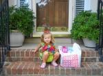 First Day of Preschool 2011