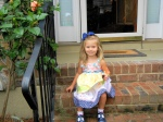 First Day preschool 2012